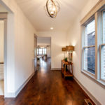 This well-designed home has a wide entry foyer, the perfect place to greet all your guests.