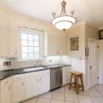 Granite counters, Great cabinet space, stainless steel appliances