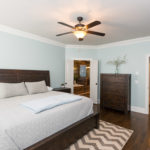 Beautiful hardwoods are throughout the entire lower level.