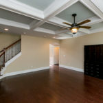 Huge living room and the great flow of the floor plan lends itself to entertaining.