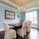 Elegant dining space for all your entertaining