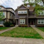 Welcome to 1707 14th Avenue South in the heart of Nashville. Side A is for sale (on the left in this photo).