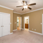 Master Bedroom has great closet space, too.