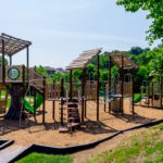 A great playground too for the little ones.