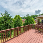 Or take the party outside to BBQ on your back deck overlooking the golf course.