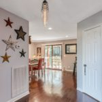 Designer architectural touches have been added throughout this home - some of our favorites are the lighting choices!