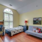 5 bedrooms in this large home - all sunny and spacious.