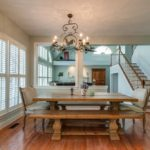 Lovely breakfast room for your family meals together.