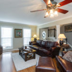 Greet your guest in this elegant space - open floor plan with 2150 square feet.