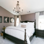 Find relaxation in your spacious master bedroom & walk-in closet.