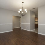 Host all your family gatherings in this large formal dining room.