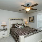 The 3rd bedroom also has a great walk in closet and access to the walk in attic. These bedrooms share a full bath.