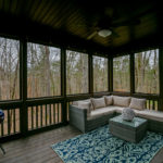 The screened porch is off the living room and will provide a wonderful relaxing place for you and your family to entertain guests, neighbors, family & friends!