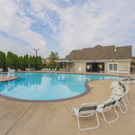 A community pool for you to enjoy in the warmer months - all for the low association fee of $65 a month!