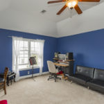The bonus room is super spacious and includes a walk in storage closet plus walk in attic storage. Trey ceiling with ceiling fan and lots of space for playtime round out this floor plan for your family.