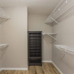 Love this closet! Room for all his and hers wardrobes.