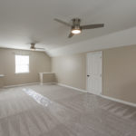 The rec room is over the garage for your convenience - please note the new carpet in this home!