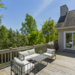 Host a summer barbecue with neighbors and friends on the deck!
