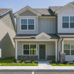 Welcome to Bell Forge Townhomes in beautiful White Bluff, TN! #200 is an end unit.
