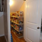 Amazing pantry for all your food storage.