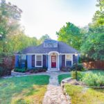 You won't want to miss this inviting home in the heart of East Nashville! A beautiful stone walkway leads you down the hill to the front of this charming cottage.