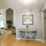 Welcome guests into your new home from this lovely entry.