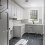 Craftsman Residential is also known for its creative room design. You will always find a well-planned laundry room, craft room and/or generous pantry rooms in these homes. (Photo of another luxury Craftsman Residential property)