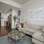 Stylish furnishings and plenty of room for guests!