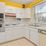 Perfectly functional kitchen as-is or use this as your opportunity to upgrade with new appliances.