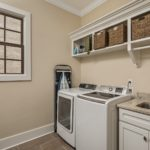 Large utility room will serve your family well. There are laundry hookups on the 2nd level as well for your convenience.